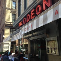 Photo taken at The Odeon by Anne B. on 4/27/2013