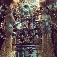 Photo taken at Bergdorf Goodman by Anne B. on 1/7/2013