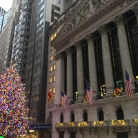 Photo taken at NYSE Euronext by Anne B. on 12/3/2017