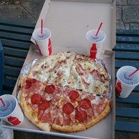 Photo taken at Caribic Pizza by Stefan Z. on 5/25/2013