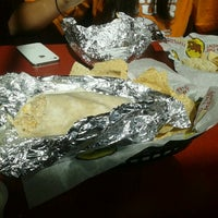 Photo taken at Moe's Southwest Grill by Cindy B. on 9/21/2012