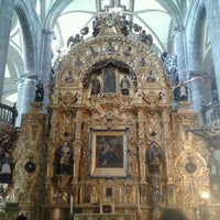 Photo taken at Catedral Metropolitana de la Asunción de María by Eli V. on 10/14/2012