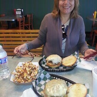 Photo taken at The Burgery Company by Ada L. on 4/17/2014