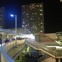 Photo taken at JR Takatsuki Station by satomi on 1/24/2013
