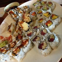 Photo taken at Fuji Restaurant by Kimberly C. on 10/21/2012