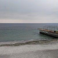 Photo taken at Black Sea by Олег С. on 9/22/2012