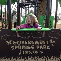 Photo taken at Government Springs Park - North by Ben on 2/22/2014