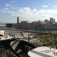 Photo taken at Novotel Marseille Vieux Port by Stefano R. on 6/3/2013