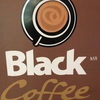 Photo taken at Black Coffee by Mari P. on 12/1/2012