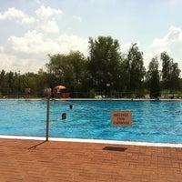 Photo taken at WF Szabadidőpark by Csóka D. on 7/5/2013