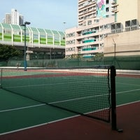 Photo taken at Tsing Sin Playground 青善遊樂場 by Henry C. on 11/9/2013