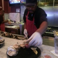 Photo taken at Acme Oyster House - Baton Rouge by Jonathan B. on 3/24/2013