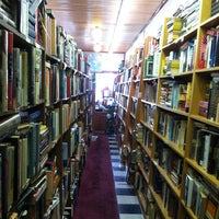 Photo taken at Bookman Rare & Used Books by Cody G. on 5/30/2013