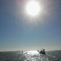 Photo taken at Caladesi Island State Park by Tony A. on 10/20/2012