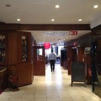 Photo taken at Hotel Nivelles-Sud (Van der Valk) by Виктор С. on 12/1/2012