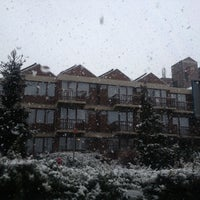 Photo taken at Hotel Nivelles-Sud (Van der Valk) by Виктор С. on 12/2/2012