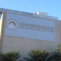 Photo taken at UVV - Universidade Vila Velha by Vinícius S. on 12/6/2012