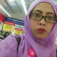 Photo taken at Carrefour by Dian r. on 9/14/2016