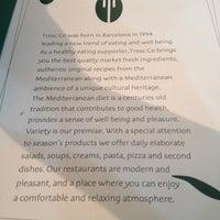 Photo taken at Fresc Co Restaurante by Sergei K. on 7/20/2014
