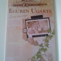 Photo taken at Hotel de Autor Eguren Ugarte by Nélida on 3/24/2016