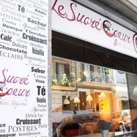 Das Foto wurde bei Le Sucré Coeur BCN by Maria Selyanina von PastryCampus.com am 9/3/2017 aufgenommen