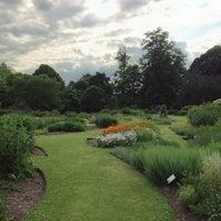 Photo taken at Cambridge University Botanic Gardens by Segmoria イ. on 6/25/2013
