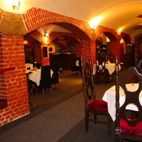 Photo taken at Restaurace Rozmarýn by David C. on 2/10/2013