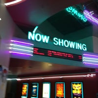 Photo taken at Regal Cinemas Citrus Park 20 by Amy on 6/9/2013
