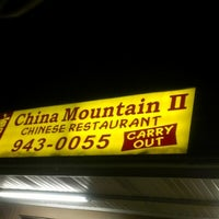 Photo taken at China Mountain II by Michele R. on 9/19/2012