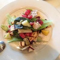 Photo taken at Higgins Restaurant & Bar by Hironobu F. on 6/27/2013