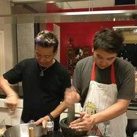 Photo taken at Baan Saraphi Coffee & Cuisine by Worakun W. on 8/27/2013
