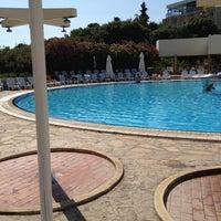 Photo taken at Adria swimming pool by J on 7/25/2013