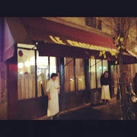 Photo taken at Le Chateaubriand by Daniel D. on 12/6/2012