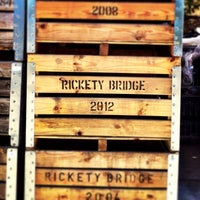 Photo taken at Rickety Bridge Winery by Jared C. on 5/11/2013