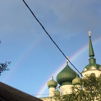 Photo taken at Церковь Рождества Иоанна Предтечи by Еленочка K. on 8/12/2018