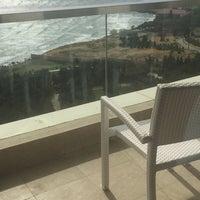 Photo taken at Jumeirah Bilgah Beach Hotel (Tez Bazaar) by Еленочка K. on 5/12/2017