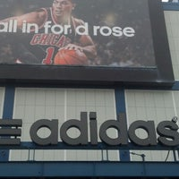 Photo taken at adidas Factory Outlet by Mike C. on 7/12/2013