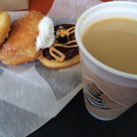 Photo taken at Donuts & More by Shawn R. on 10/30/2013
