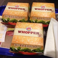 Photo taken at Burger King by Prin Z. on 3/24/2014