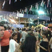 Photo taken at Arraial do CSU by Jessica P. on 7/6/2013