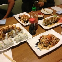 Photo taken at Gin Sushi by Johnny on 1/16/2013