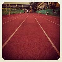 Photo taken at Cebu City Sports Center by Migsy J. on 2/25/2013