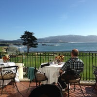 Photo taken at The Lodge at Pebble Beach by Anthony on 11/22/2012