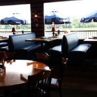 Photo taken at Rockbass Grill by Anthony on 7/14/2013