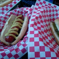 Photo taken at Capitol Dawg by Ben D. on 10/26/2012