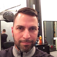 Photo taken at Barba Men's Grooming Boutique by Robocub™ on 12/12/2013