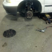 Photo taken at Jimmie's Towing and Auto Repair by Rudy R. on 1/19/2013