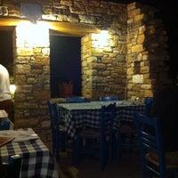 Photo taken at Kastro Restaurant by Kagia E. on 7/16/2014