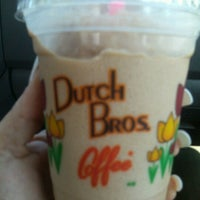 Photo taken at Dutch Bros. Coffee by Diane on 7/23/2013