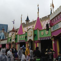 Photo taken at it's a small world by Natalia S. on 1/4/2013